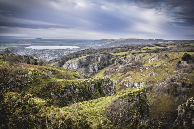Image of Cheddar Gorge, Somerset