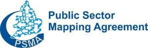 Public Sector Mapping Agreement (PSMA) Logo