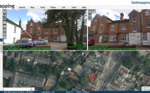 Image of Getmapping Street Layer imagery