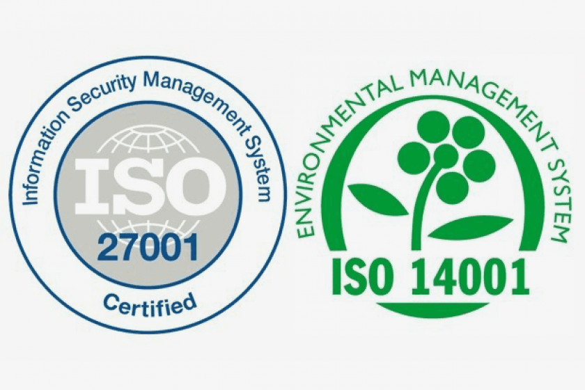 Getmapping Gains ISO Information Security Management and ...