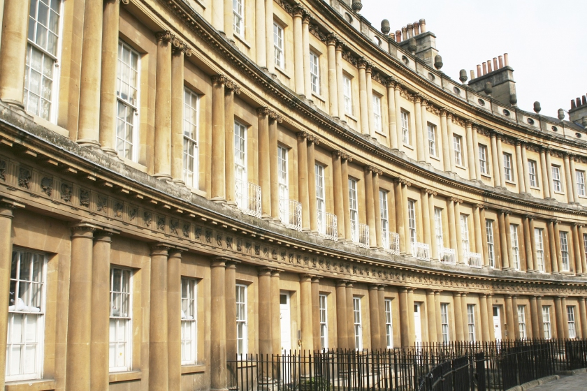 Image of The Crescent in Bath
