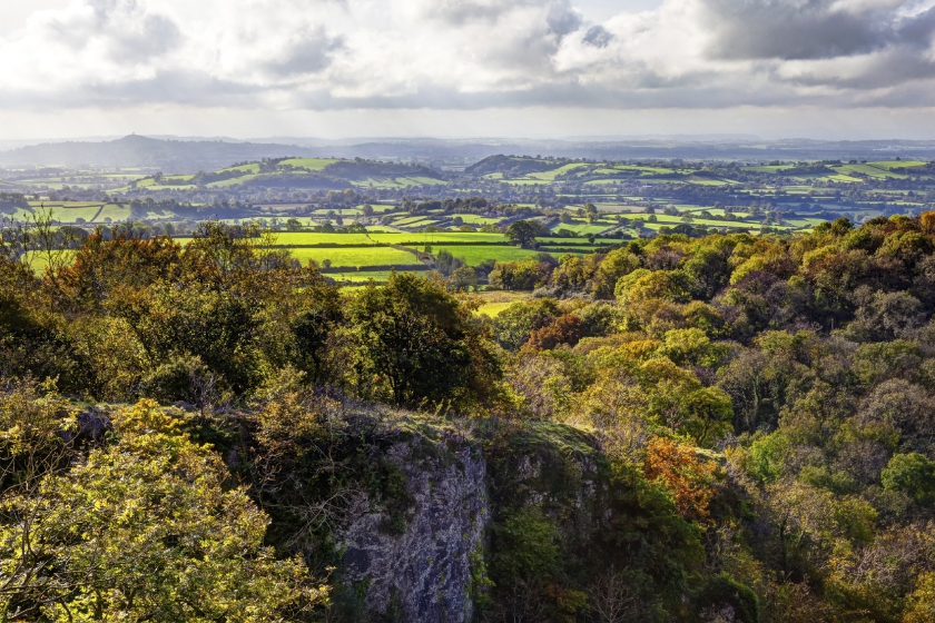 Image of The Mendip Hills