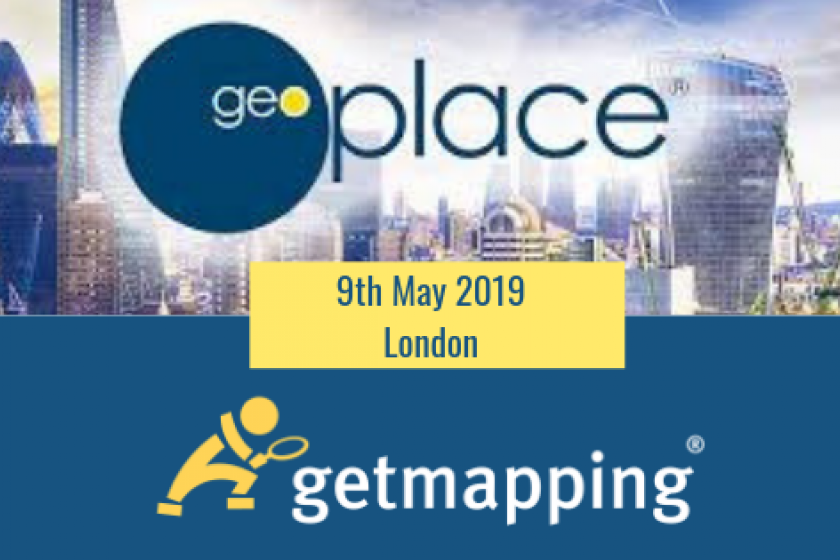 GeoPlace Conference and Exhibition   Getmapping