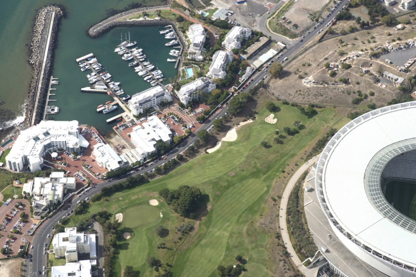 picture of Oblique Imagery taken in Cape Town by Geosense